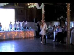 LOVE... LOVE...LOVE    :}            Dirty Dancing Wedding Dance - WITH THE ACTUAL LIFT!! Why didn't I think of this?