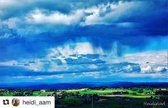 Nature shows its beauty in different ways. #reiseliv #reisetips #reiseblogger #reiseråd  #Repost @heidi_aam (@get_repost)  #toten #eastnorway2day