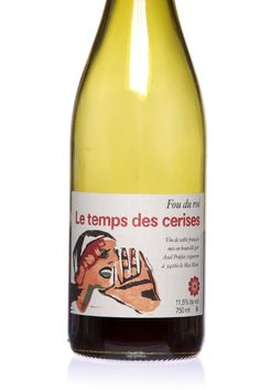 Axel Prüfer Le Temps des Cerises Vin de France Fou du Roi 2013 | Rambunctious and unfiltered, with pure aromas and flavors of flowers, earth, plums and tart red fruit. (Photo: Tony Cenicola/The New York Times)