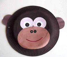 30 Idee per Maschere di Carnevale con Piatti di Carta. Paper Plate MasksPaper ... & Paper Plate Animals craft | KIDS! (Arts and Crafts) by Amy Easterly ...