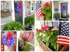 Happy (almost) 4th of July! Having a big summer cookout or just want to add something festive to your front door? I just got done decorating my front porch and wanted to share! Adecorative mesh wreath isnot that difficult to make — and I've included instructions below for how to make your own. I learned [...]