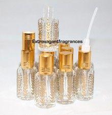 1 dozen 12ml Imported Bottles Dipstick Gold Cap for Essential or Fragrance Essential Oil Perfume, Perfume Oils, Essential Oils, Perfume Bottles, Gold Caps, Empty Bottles, Essentials, Unisex, Unique Jewelry
