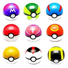 Pokemon Pokeball 7 cm and Pokemon Pikachu. High quality material, exquisite design and safe. Helps to develop the kids' creativity and imagination. Exercise the kids' coordination ability with hands, eyes and brain. An excellent toy to keep accompany with your kids.