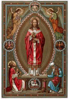 Christ the High Priest.