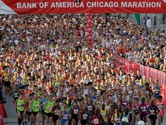 Chicago Marathon 2013 here we come!!! @Chelsea Rose Grover