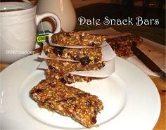 date snack bars