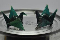 Grullas - Origami  Tsuru Creaciones