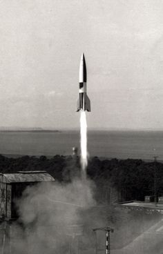 Werner von Braun's V2