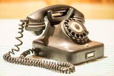 old telephone Telephone, Landline Phone, Old Things, Phone