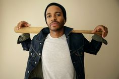 Check out this week's #ELLE Hot Topic with #AndreHolland who portrays sportswriter, Wendell Smith in #42Movie