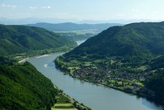 Wachau Landscape - Austria - Geography, business and economics, statistics Portal, Austria, River, Outdoor, Landscapes, Searching, Outdoors, Outdoor Living, Garden