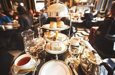 The Wolseley in London for AfternoonTea!