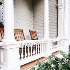 Home Design Darlings Home, House Exterior, Southern Homes, Interior And Exterior, House Design, Sweet Home, Future House, Fresh Farmhouse, Outdoor Living