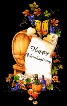 Happy Thanksgiving. From Helen