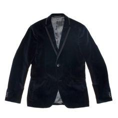 Theory Rodolf Velvet Jacket
