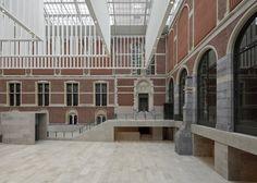 Het vernieuwde Rijksmuseum - Cruz y Ortiz Arquitectos en Michel Wilmotte