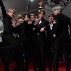 #BTS #GRAMMYS #videos #BANGTAN Goofy crackheads, but I love them all the same