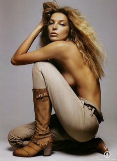 <3 these boots ... YSL of course