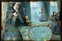 Les Carnets de MissClara: Le bal des Douze Princesses