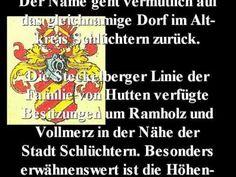 Adelswappen der Familie von Hutten zu Steckelberg
