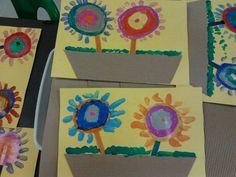 Tapa de primavera inspirada en Kandinsky cedida per Nati Faz.