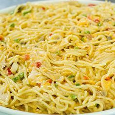 Pioneer Woman Chicken Spaghetti