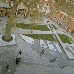 Gouvernementsplein by karres+brands « Landscape Architecture Works | Landezine