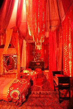 ABC Carpet & Home Store Red Tent, 2005