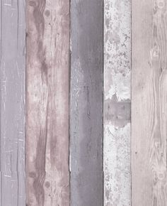 Grey - Mauve Wood - Vintage Look - Caprina by Canus - Shea Butter