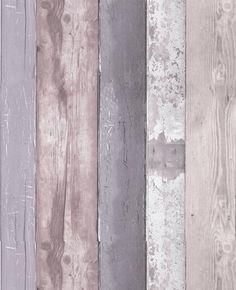 Grey - Mauve Wood - Vintage Look - Caprina by Canus - Shea Butter