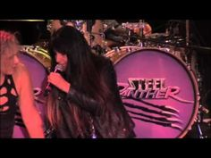 Steel Panther with The Iron Maidens