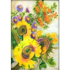Flowers - Emil Nolde