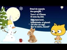 Kids Poems, Christmas Paintings, Kids Education, Nursery Rhymes, Kids And Parenting, Winnie The Pooh, Crafts For Kids, Disney Characters, Fictional Characters