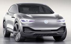 Carsthatnevermadeitetc — VolkswagenI.D. CROZZ, 2017. A new electric...