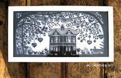 Samantha's Papercuts: April 2012