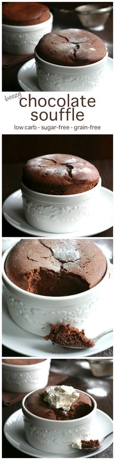 Low carb classic dessert! - All Day I Dream About Food