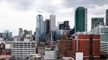 Sector supports jobs, about equal to the country's agricultural industry Toronto Skyline, New York Skyline, Commercial Office Space, Naples Florida, Business Centre, Commercial Real Estate, Real Estate Marketing, San Francisco Skyline, Lab