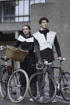 Henrichs launches hi-vis garments for fashion-conscious cyclists