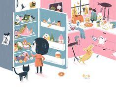 No Such Thing - Ella Bailey Illustration