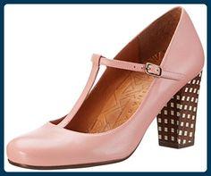 Chie Mihara Damen Rier T-Spangen Sandalen, Pink (Maitai Pink), 40 EU - Sandalen für frauen (*Partner-Link)