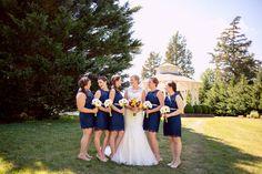 Wedding at Fauquier Springs Country Club in Warrenton, Virginia by www.oncelikeaspark.com