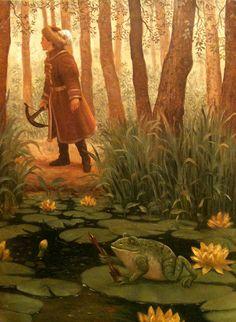 Сказочные Иллюстрации: Сказки - Сборники Разных Сказок