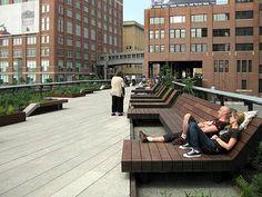 régine apollon | design d'intérieur: the high line - new-york