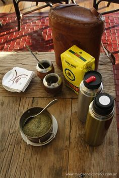"""Canarias"" is produced in Brazil and widely consumed in Uruguay. Yerba Mate, Gaucho, Love Mate, Te Chai, Different Types Of Tea, Chinese Greens, Facebook Likes, Mendoza, Herbal Tea"