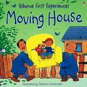 explaining the process of moving to another house