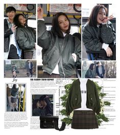 Joy as Eun Tae Hee. {The Great Seducer aka Tempter - 1.04} by albacampbell on Polyvore featuring polyvore fashion style The Cambridge Satchel Company Darice clothing