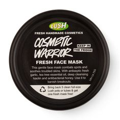 Cosmetic Warrior | Lush Egg!
