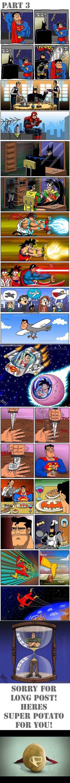 Superheroes Last Part