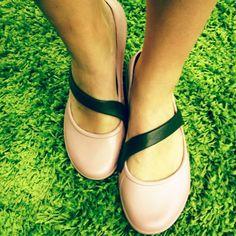 Садовые балетки - галоши Garden Girl.