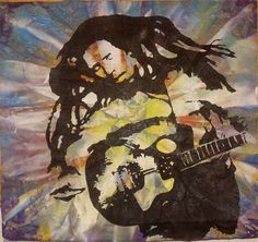 Bob Marley Painting by Heather Pacheco Bob Marley Painting, Bob Marley Art, Caricatures, Trippy, African, Graphic Design, Artists, Music, Style